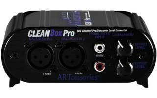 Imagenes de ART CleanBox Pro - 2 Channel Converter