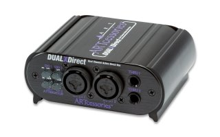 ART dADB - dual Active Direct Box