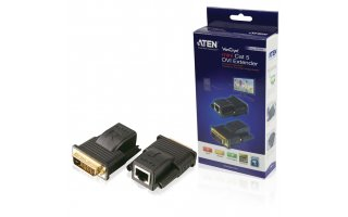 EXTENSOR DVI MINI CAT5 ATEN