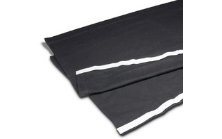 Adam Hall Accessories 0153 X 206 Tela B1 con Velcro 2 x 0,6 m