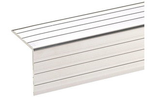 Adam Hall Hardware 6105 Perfil angular de aluminio 30 x 30 mm