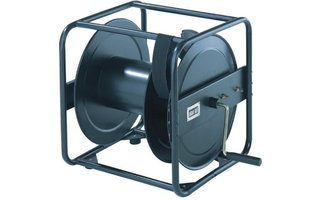 Adam Hall Cable drum black