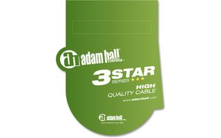Mas imagenes de Adam Hall K3TCC0600 - 2x RCA macho a 2x RCA macho 6m