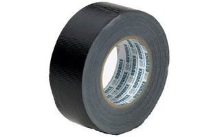Advance Tapes 58062 BLK Cinta americana negra 50mm x 50m