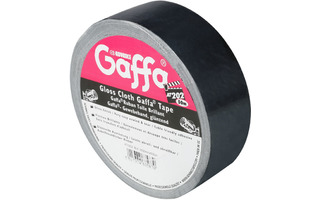 Advance Tapes 5807 BLK Cinta americana negra 50 mm x 50m