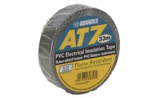 Advance Tapes 5808 GREY Cinta aislante PVC gris 19 mm x 33m