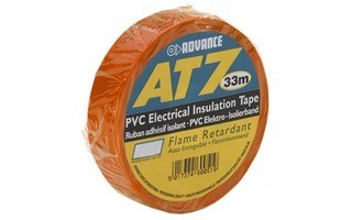 Advance Tapes 5808 OR Cinta aislante PVC naranja 19 mm x 33m