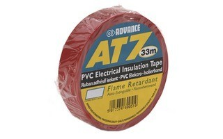 Advance Tapes 5808 RED Cinta aislante PVC roja 19 mm x 33m