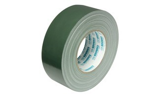 Advance Tapes 58180 ARMY Cinta de tela impermeable verde bronce 50mm x 50m