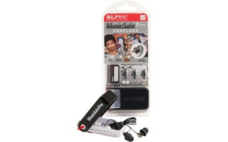 Alpine Music Safe PRO Black