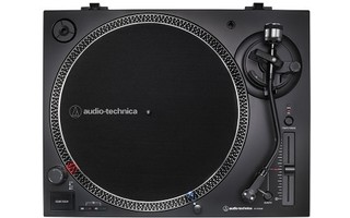 Audio Technica AT-LP120X Negro