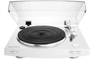 Audio Technica AT-LP3 Blanco