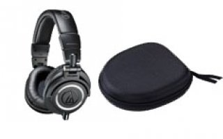 Audio Technica ATH-M50X + Funda auriculares