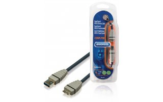 Cable de Dispositivo USB 3.0 SuperSpeed 1.0 m