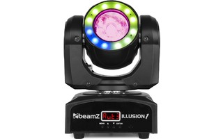 BeamZ Illusion 1 LED Beam con anillo de LED