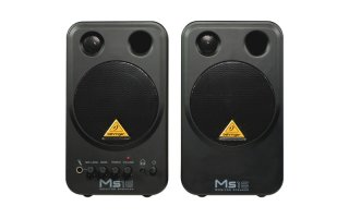 Imagenes de Behringer Monitor Speakers MS16 (pareja)