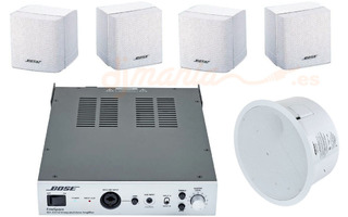 Bose FreeSpace 2.1 Blanco SET - Altavoces y amplificación