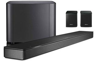 Bose SoundBar 500 + Bose Bass Module 500 + Bose Virtual Surround