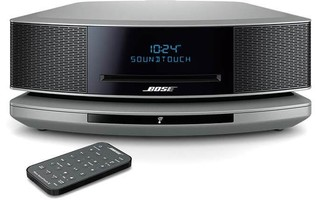 Bose Wave Soundtouch IV Plata