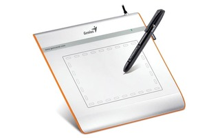 "TABLETA DIGITALIZADORA EASYPEN I405X 4"" X 5.5"" (GENIUS)"