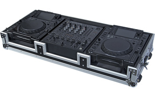 Caja de transporte WMCD-12 GL - 2 CD + MIXER 12""