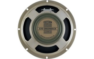 "Celestion G10 Greenback 10"" / 16 Ohm"