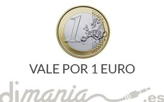 Compra 1€ - Producto euro canjeable