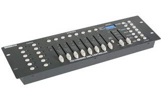 Controlador DMX de 192 Canales - VDPC145