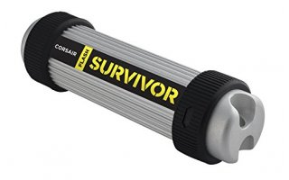 Imagenes de Corsair Survivor 128Gb USB 3.0 - CMFSV3B-128GB