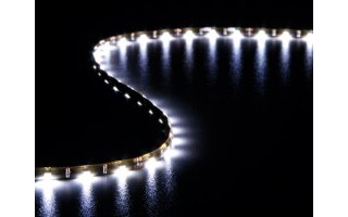 "Cinta con LEDs blancos ""Angel Eyes"" - 12V"