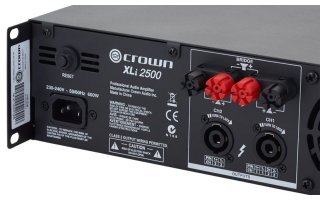 Imagenes de Crown XLI 2500