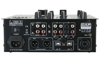 Imagenes de DAP Audio Core MIX 2 USB