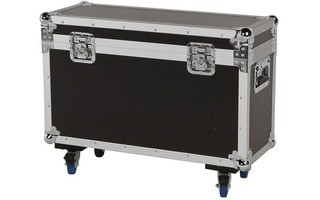 DAP Audio Flightcase for 2 pieces Indigo 150 MKII