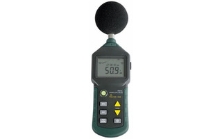 DAP Audio Digital Sound Level Meter
