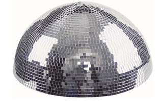 DAP Audio Half-mirrorball 50 cm