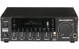 DAP Audio PA-530TU