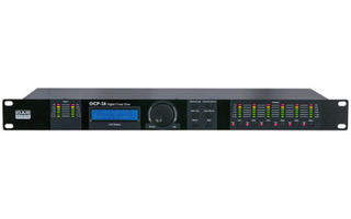 DAP Audio DCP-26 MKII Cross-over digital 2 entradas / 6 salidas