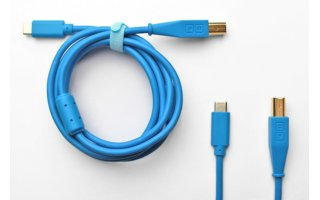 DJ TechTools Chroma Cable USB-C Azul