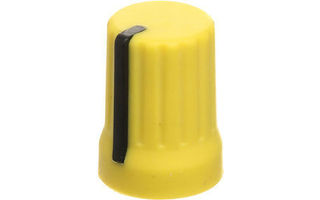 DJ TechTools Chroma Caps Super Knob 90º Amarillo