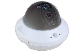 CÁMARA IP - PARA EL USO EN INTERIORES - DOMO - IR - EAGLE EYES - ETS - POE - 1.3 MP