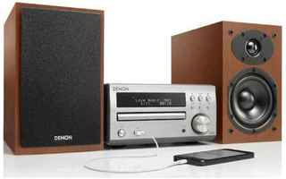 Denon DM 41 Plata/Cherry