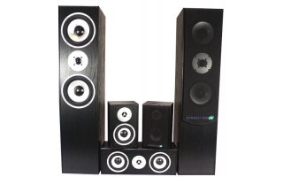 Hyundai E1004BL Negro - Altavoces Home Cinema 5.0