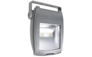Proyector LED profesional para exteriores - 100W Epistar chip 6500 K