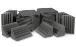 EZ Foam Acoustic Pack M Charcoal