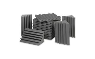 EZ Foam Acoustic Pack S Charcoal