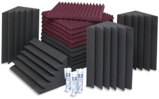 EZ Foam Acoustic Pack S - Granate