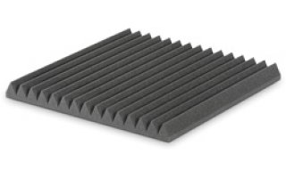 EZ Foam Wedges 5 Charcoal