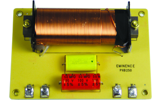 Eminence PXB 250 - Low-pass Filter 250 Hz