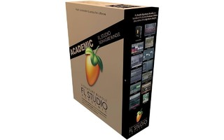 FL Studio Signature Bundle Edition 20 Educacional
