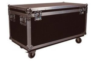 Flight Cases para componentes diversos